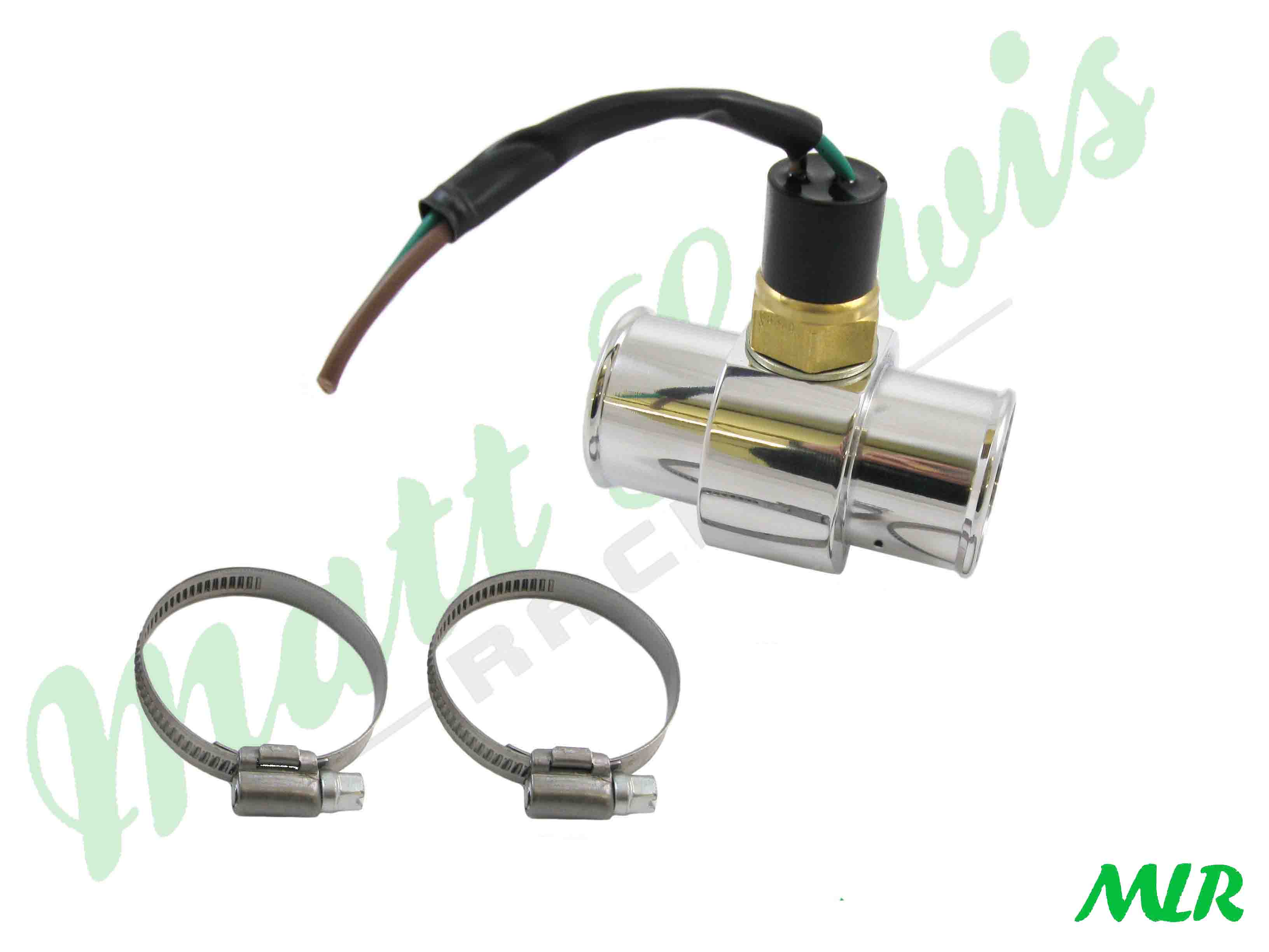 30mm Electric Cooling Fan Switch Tr6 Tr7 Gt6 Spitfire Vitesse Stag Wiring Diagram